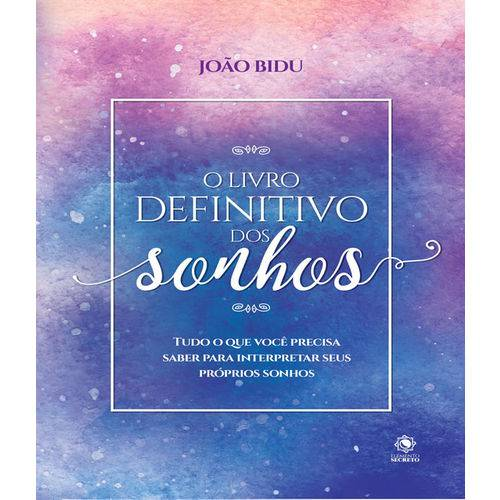 Livro Definitivo dos Sonhos, o