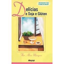Livro - Delícias de Soja e Glúten