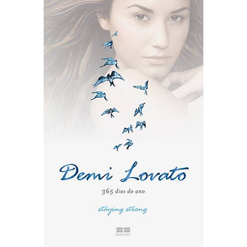 Livro - Demi Lovato: 365 Dias do Ano