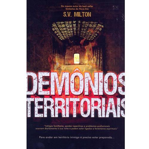 Livro - Demônios Territoriais