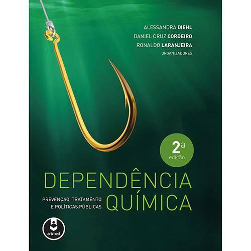 Livro - Dependência Química