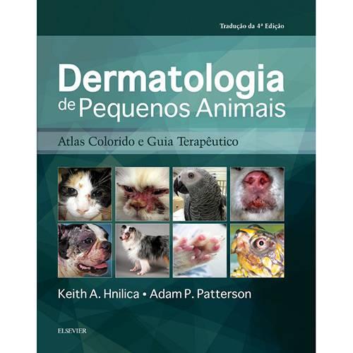 Livro - Dermatologia de Pequenos Animais