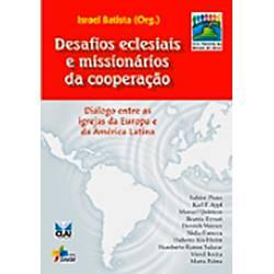 Livro - Desafios Eclesiais e Missionários de Cooperação