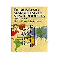 Livro - Design And Marketing Of New Products
