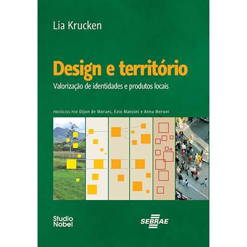 Livro - Design e Território