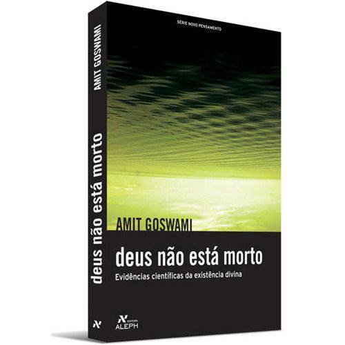 Livro - Deus não Está Morto