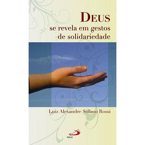 Livro - Deus se Revela em Gestos de Solidariedade