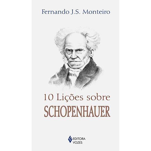 Livro - Dez Lições Sobre Schopenhauer