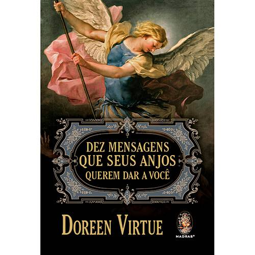 Livro - Dez Mensagens que Seus Anjos Querem Dar a Você