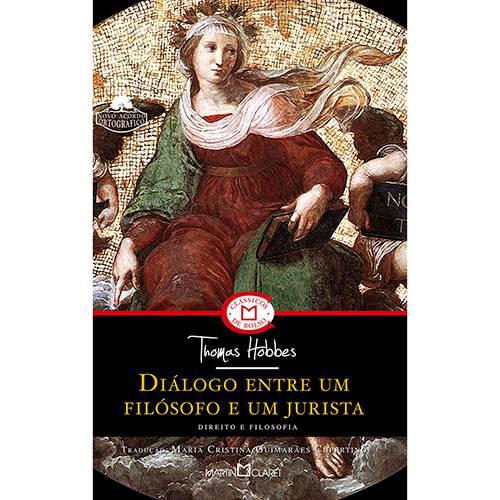 Livro - Diálogo Entre um Filósofo e um Jurista