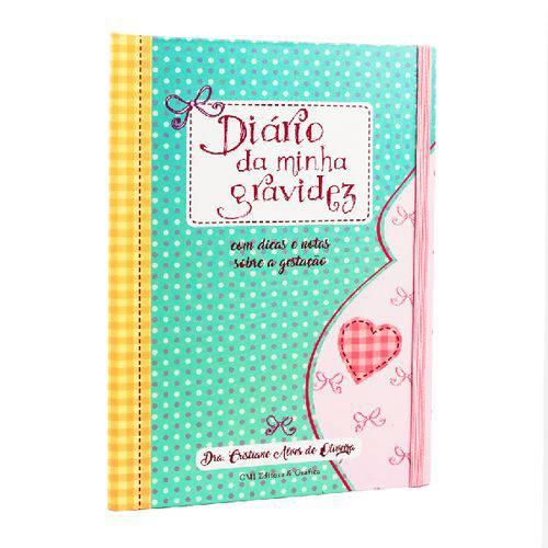 Livro Diário da Minha Gravidez