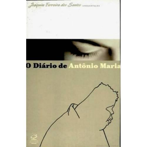 Livro - Diario de Antonio Maria