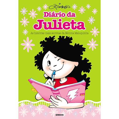 Livro - Diários da Julieta