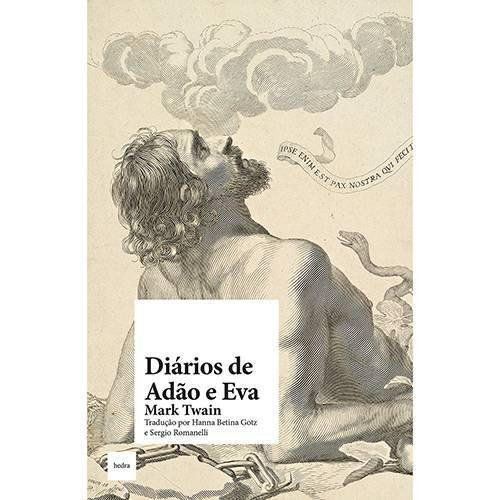 Livro - Diários de Adão e Eva