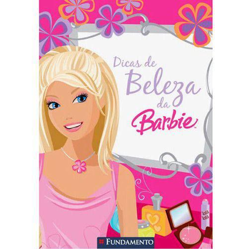 Livro - Dicas de Beleza da Barbie