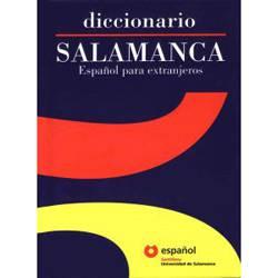 Livro - Diccionario Salamanca de La Lengua Española