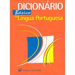 Livro - Dicionário Básico da Língua Portuguesa