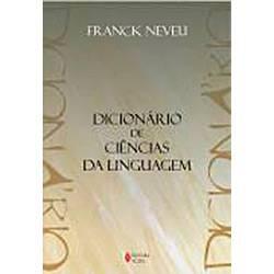 Livro - Dicionário de Ciências da Linguagem