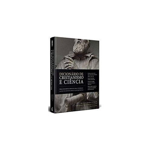 Livro - Dicionario de Cristianismo e Ciencia - Longman
