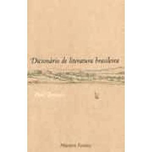 Livro - Dicionario de Literatura Brasileira