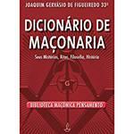 Livro - Dicionario de Maçonaria