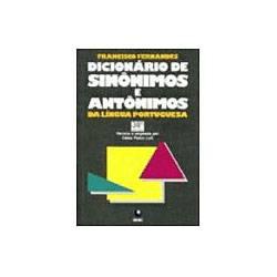 Livro - Dicionário de Sinônimos e Antônimos da Língua Portuguesa