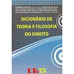 Livro - Dicionário de Teoria e Filosofia do Direito