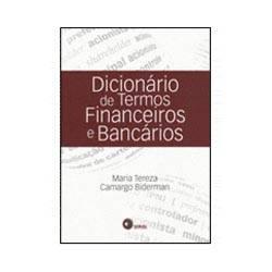 Livro - Dicionário de Termos Financeiros e Bancários