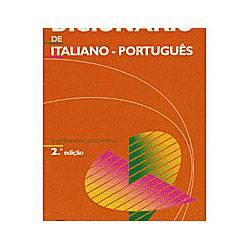 Livro - Dicionário Editora de Italiano-Português