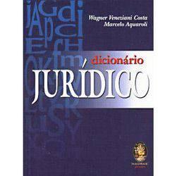 Livro - Dicionário Jurídico