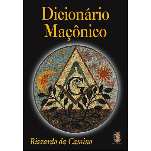 Livro - Dicionário Maçônico