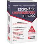 Livro - Dicionário Universitário Jurídico
