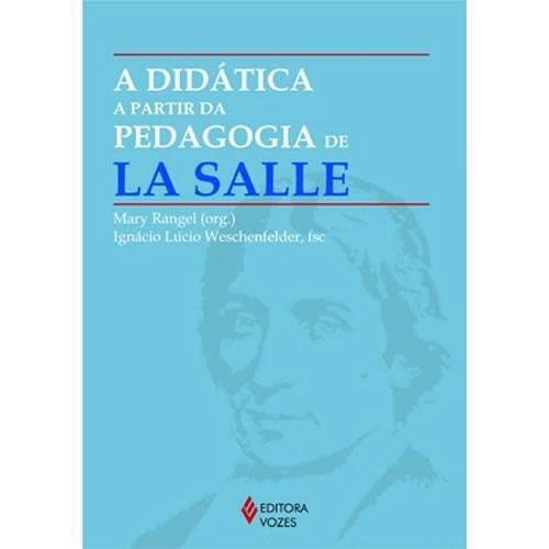 Livro - Didática a Partir da Pedagogia de La Salle, a