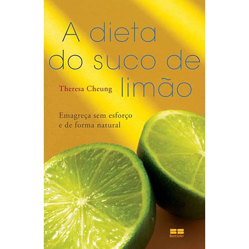 Livro - Dieta do Suco de Limão, a