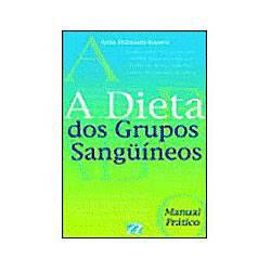 Livro - Dieta dos Grupos Sanguíneos, a