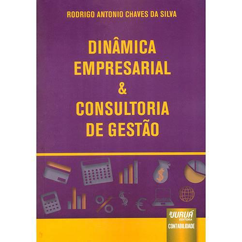 Livro - Dinâmica Empresarial e Consultoria de Gestão
