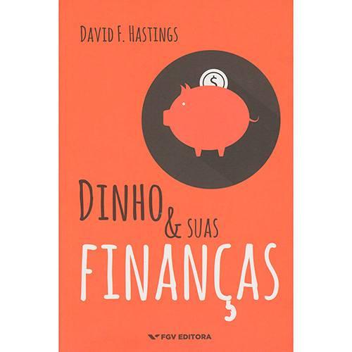 Livro - Dinho e Suas Finanças
