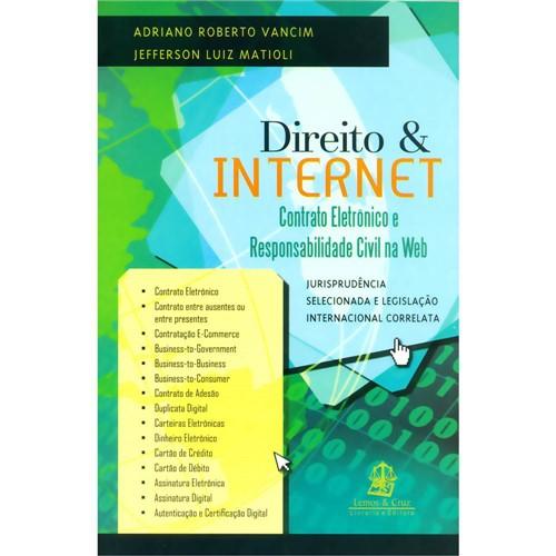 Livro - Direito & Internet - Contrato Eletrônico e Responsabilidade Civil na Web