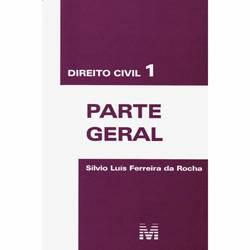 Livro - Direito Civil 1 - Parte Geral