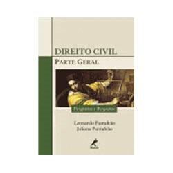 Livro - Direito Civil - Parte Geral