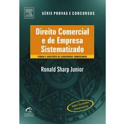 Livro - Direito Comercial e de Empresa Sistematizado