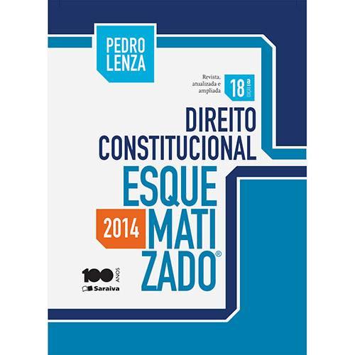 Livro - Direito Constitucional Esquematizado 2014