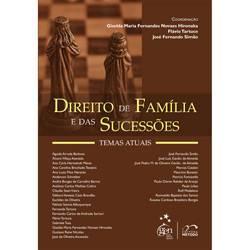 Livro - Direito de Família e das Sucessões