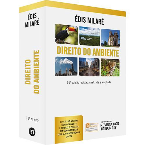 Livro - Direito do Ambiente