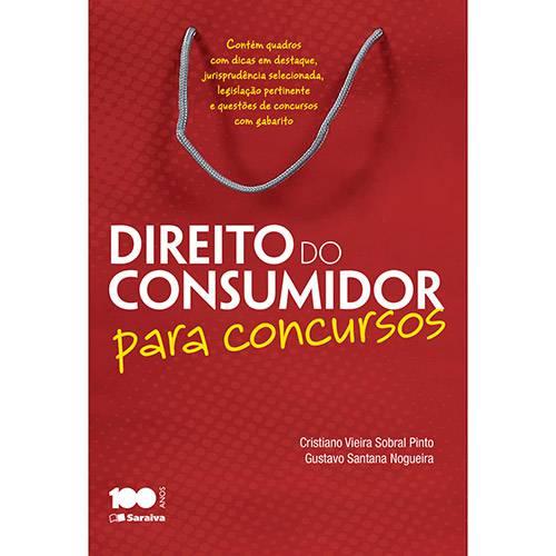 Livro - Direito do Consumidor para Concursos