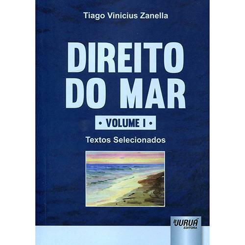 Livro - Direito do Mar: Textos Selecionados - Vol. 1
