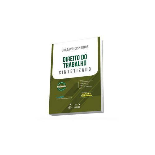 Livro- Direito do Trabalho - Sintetizado - Cisneiros
