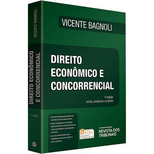 Livro - Direito Econômico e Concorrencial