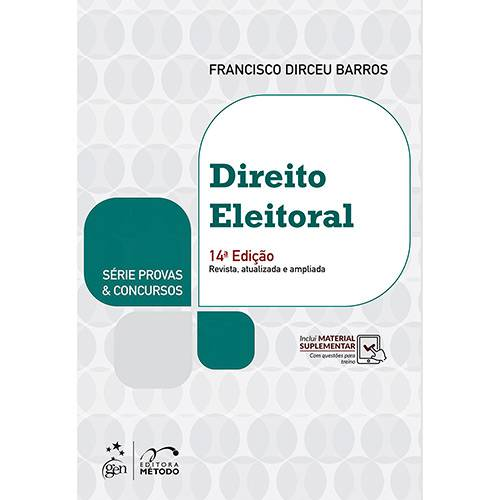 Livro - Direito Eleitoral