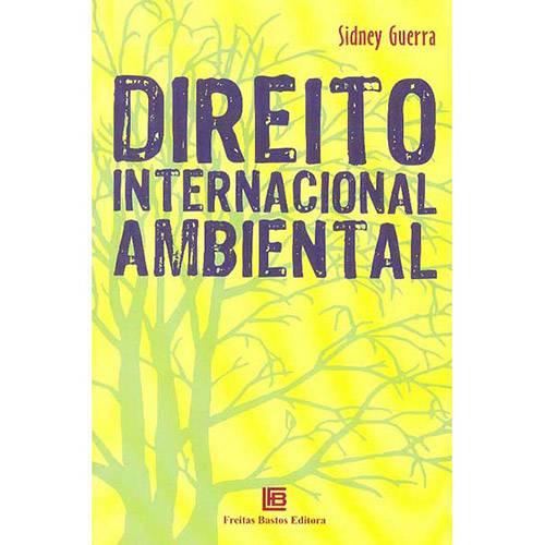 Livro - Direito Internacional Ambiental